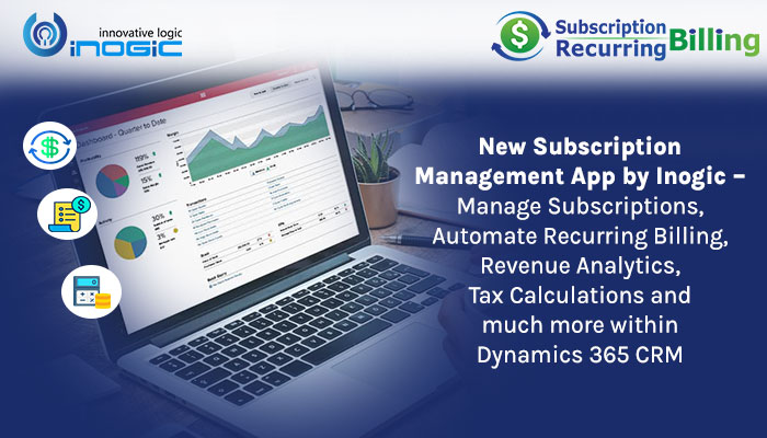 subcription management and recurring billing