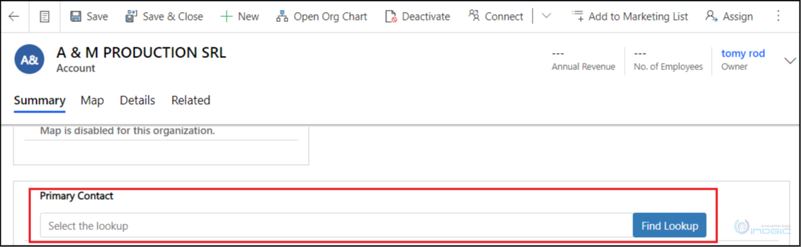 How to create simple Lookup using PCF Control