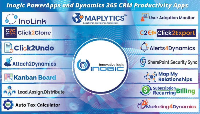 Dynamics 365 CRM Solutions
