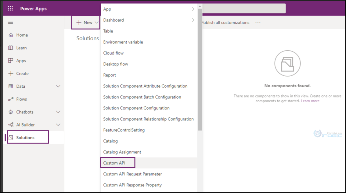 How to use a custom API as a step in Dynamics 365 CRM Workflows