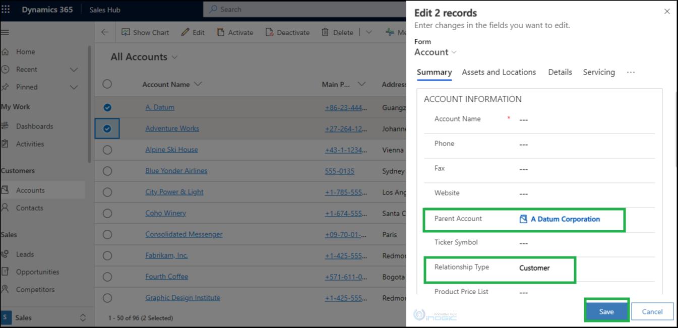 Bulk Edit Entity Records using new Model-Driven App experience