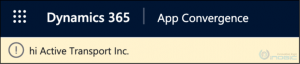 New Command bar designer using PowerFx for Dataverse and Dynamics 365 CRM apps now in Preview