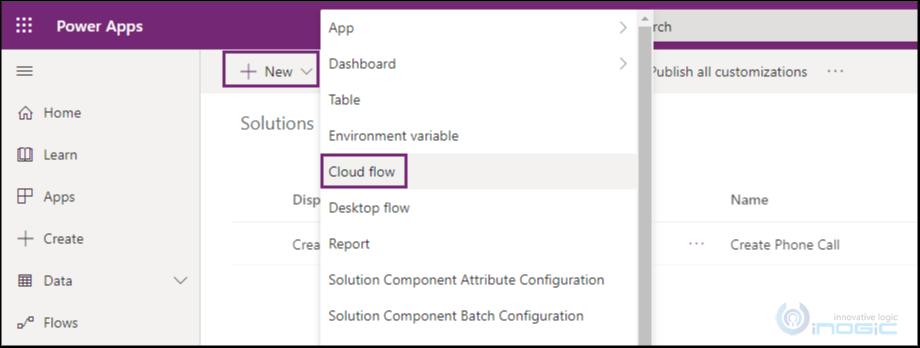 Custom API in Power Automate Flow