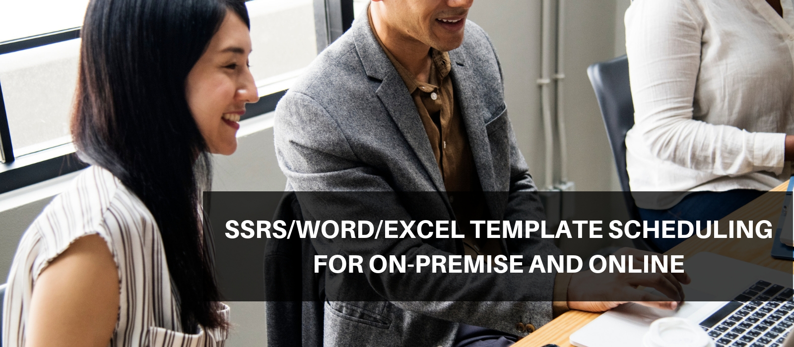 Export Dynamics 365 CRM Report to PDF, Word, Excel, CSV and TIFF